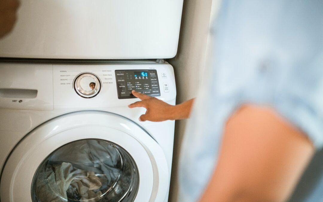 wasmachine onderhouden en ontkalken tips